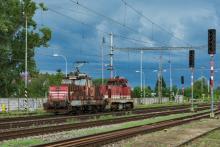 736 103 ZSSK po oprave smeruje naspäť do Bratislavy