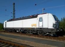 Vectron  193 279-9 dočasne v službách CER Holding