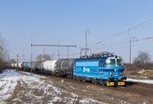 230 085 ČD Cargo Slovakia v službách CRR