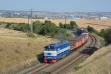 T 478.1002 s Legiovlakem nad Kyjovem