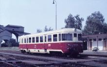 M 240.0083 přijíždí do Dubňan