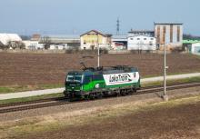 193.222 na zácviku rušňovodičov pre ZSSK konečne na trati - DOPLNENÉ