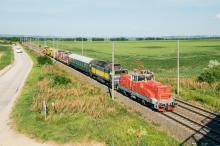S458.044 na ceste po Západnom Slovensku