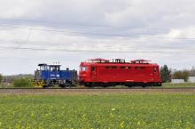 704.706 + 242.274 - první lokomotiva pro TRANSLOG Slovakia