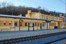 Stanica Dětmarovice po modernizácii