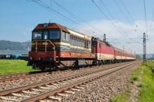 Napäťová výluka na trati ŽSR 127