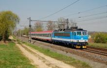 Nový vlak na trase Bohumín – Krakow Glówny