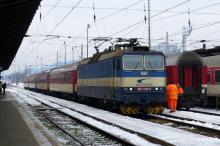 Cargo Eso na vlakoch ZSSK