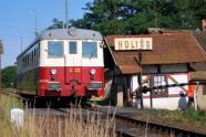 Historick� motorov� voze� M262.0124 na juhu Slovenska