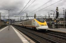 Eurostarom z Londýna do francúzskych Álp