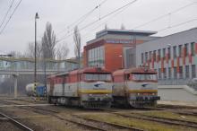 Bardotky 751 062 a 751 082 ZSSK Cargo