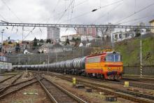 Laminátka 240 099 ZSSK Cargo