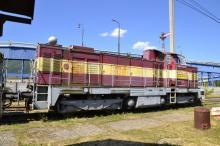 Bývalý vojenský ''buldog'' 730 611 OSSR