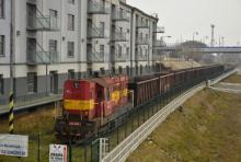 742 256 Cargo na posune v prístave