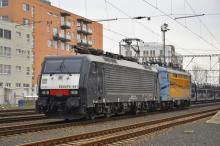 Dvojička CER Cargo Holding
