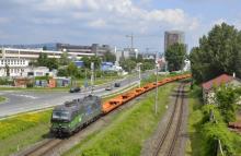 Ďalšie nové nákladné vozne smerujú do Rakúska