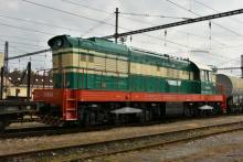 Preprava čmeliaka Cargo 771 072 z RD Žilina do RD Zvolen