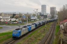 Dvojica rušňov dopravcu WRS odchádza do Rakúska....