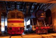 Nov� muzejn� lokomotiva S489.0001