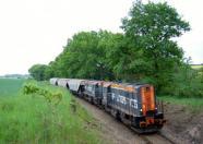 Dopravce BFL na trati Bene�ov - Trhov� �t�p�nov