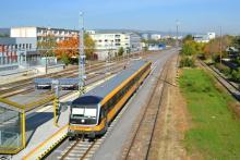 Vlaky RegioJet odklonom cez ŽST Bratislava-predmestie