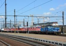Ludmily ex DB na cestě do Maďarska