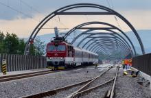 Vlaky od 23. mája už po novom trenčianskom moste