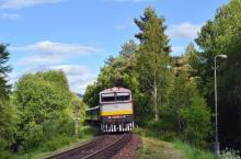 Vlakom po stopách SNP s 753.109