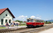 Mimoriadne vlaky KPŽ do Radošiny