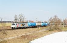 Traxx AWT na Slovensku