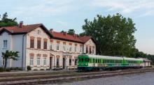 Stanica Podgorje v Slovinsku