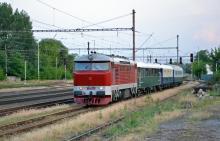 Mimoriadny vlak do Záhorskej Vsi