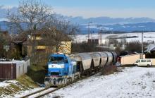 ZSSK Cargo na nakládke v sile Tajba aj v roku 2018