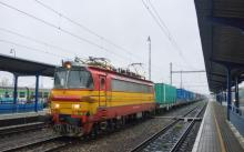 Druhá časť prvého vlaku z Číny do ČR južnou trasou už na Slovensku