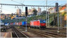 1293 001 ÖBB  RCCSK na Bratislavskej Hlavnej stanici