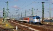 Odklonov� vlaky cez Kom�rno de� tret�