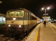 Vysok� me�kanie vlaku R 608