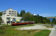 Oslavy 120 rokov trate ŽSR 117 Jablonica - Brezová pod Bradlom