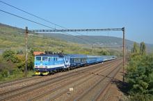šachový vlak opúšťa Slovensko