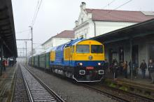 Deň železnice 2017 v Bohumíne