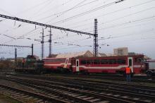 Zrážka vlakov v Košiciach