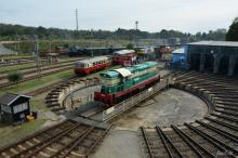 Národní den železnice v Č.B