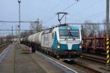 383.050 Unipetrol na cestě do Polska