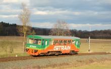 GW Train Regio ovládl Šumavu