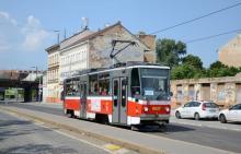 Pražské loučení s tramvajemi T6A5