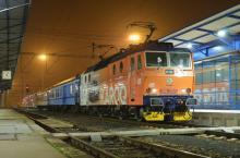 Karoq na osobních vlacích Havlíčkův Brod - Kolín