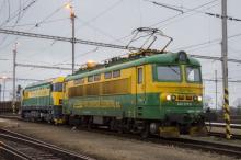 Preprava rušňa 753.608-9 pre PSŽ,a.s. na Slovensko
