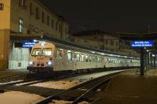 Umelecký vlak slávnostne predstavený aj v Bratislave