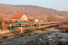 Regiojet oddnes posilňuje vybrané spoje na linke Bratislava - Komárno