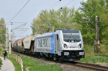 Rušňový park ČD Cargo dočasne posilnil TRAXX 187.344
